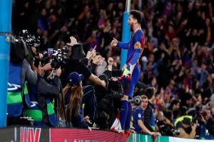 Enrique: Kemenangan Barcelona akan selalu diingat