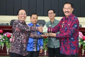 DPRD Jawa Tengah ke Lampung