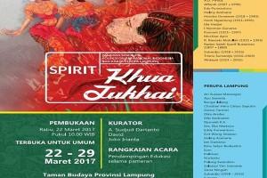 "Pameran Akbar ""Spirit Khua Jurai"" Siap Digelar"