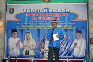 Pemprov Lampung Berikan 800 Paket Sembako