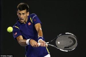 Djokovic mundur karena cedera siku