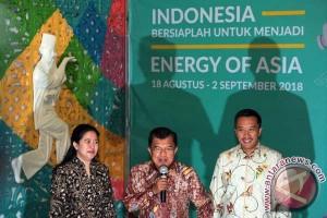 Wapres Tekankan Efektivitas Penggunaan Anggaran Asian Games