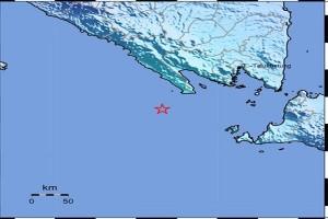 Gempa 5,2 SR Guncang Tanggamus-Lampung Barat