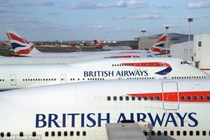 Inggris larang telepon seluler dan tablet dibawa ke kabin pesawat