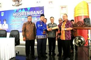 Lampung Tengah Titikberatkan Pembangunan Infrastruktur