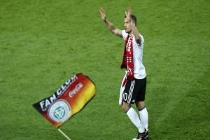 Podolski Cetak Gol Penentu Kemanangan Jerman Atas Inggris
