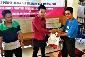 Pemkab Lampung Timur Kembangkan Layanan Perpustakaan