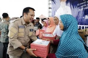 Gubernur Lampung Kampanyekan Gerakan Masyarakat Hidup Sehat