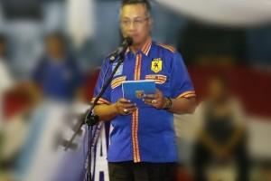 Sekdaprov Lampung Tutup Kejurnas Karate Piala Mendagri