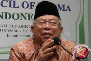 Maruf Amin: Paham Radikal Mendistorsi Nilai-nilai Agama