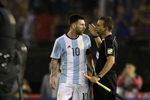 Messi Diskors Empat Pertandingan Internasional