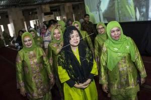 Puan Harapkan Muslimat Garda Terdepan Pemberdayaan Perempuan