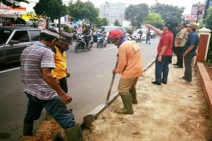 Pemkot Bandarlampung Mulai Pembangunan Jalan Layang Baru