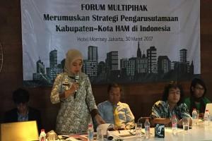 Bupati: Lampung Timur Daerah Ramah HAM