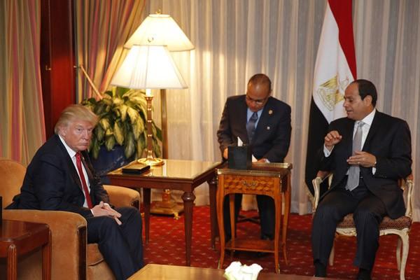 AS dan Mesir berikrar saling dukung memerangi terorisme