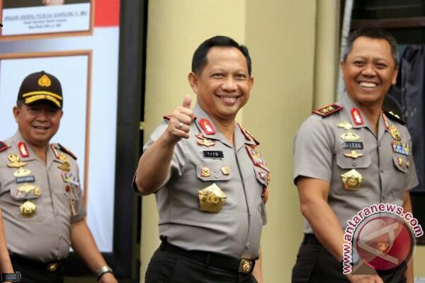 Kapolri : Personel Polda Lampung Segera Ditambah