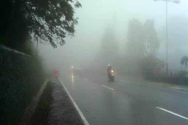 BMKG Lampung Ingatkan Waspadai Hujan Lebat