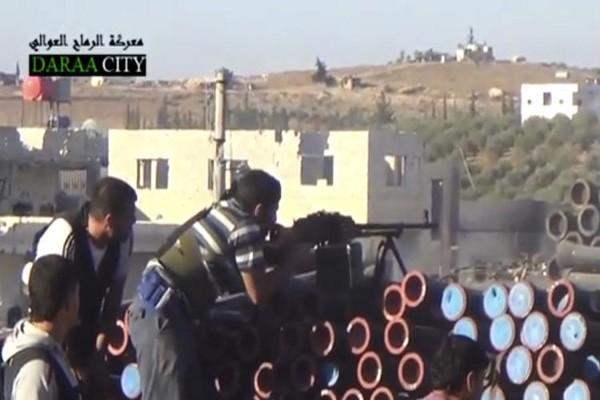 Suriah rebut kembali Provinsi Hama