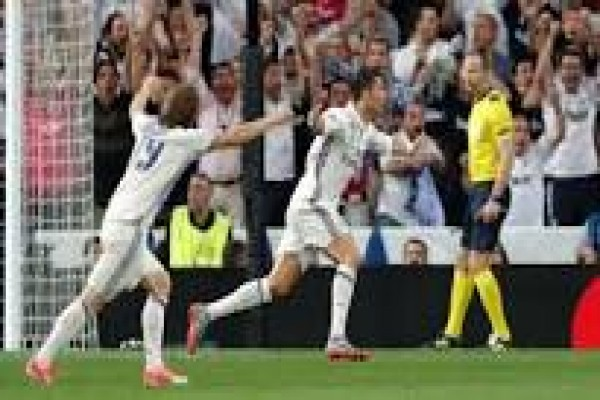 Ronaldo cetak trigol antar Real ke semifinal