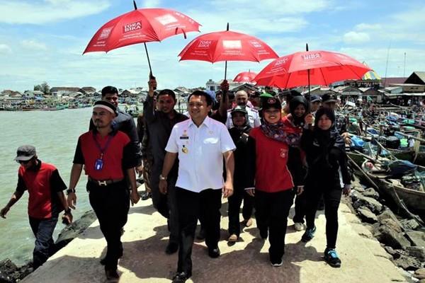 Gubernur Bantu Nelayan Lampung Timur Rp10 Miliar
