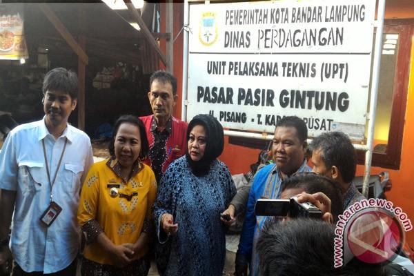 Harga Bahan Pokok di Lampung Stabil
