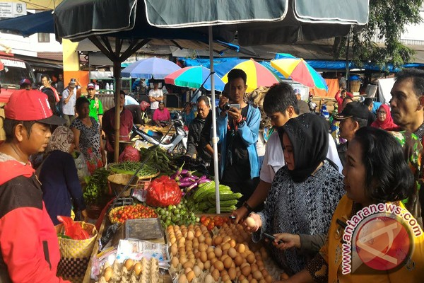 Kemendag Pantau Harga Bahan Pokok di Lampung