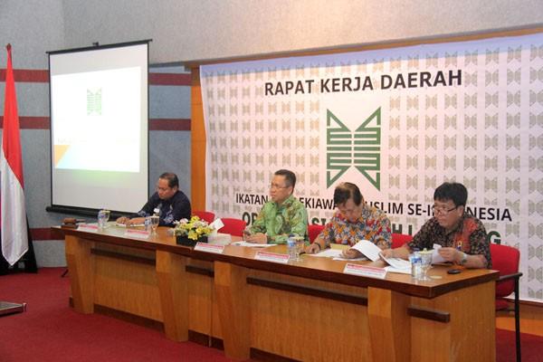 ICMI Lampung Gelar Rakerda Benahi Organisasi