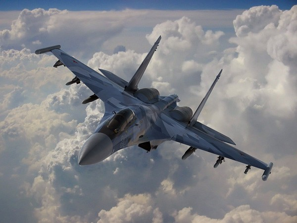 TNI AU tunggu keputusan pembelian SU-35