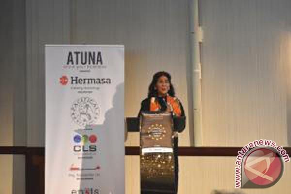 Menteri Susi paparkan perkembangan industri perikanan Indonesia