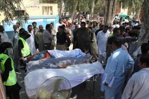 Polisi : 20 orang disiksa, kemudian dibunuh di kuil sufi Pakistan