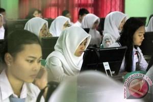 30.210 Siswa SMK Provinsi Lampung Ikuti UNBK