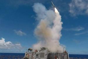 Serangan ke Suriah juga pesan ke Korea Utara