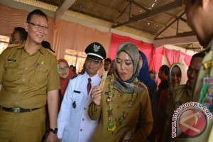 Bupati Lampung Timur Promosikan Wisata Bahari Unggulan