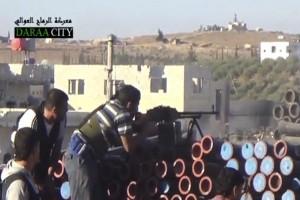 Pertempuran masih sengit di Daraa Suriah