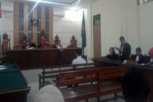 Meidi Akui Pembunuhan Anggota DPRD dilakukan Anton
