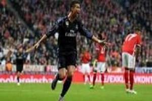 Real kandaskan Bayern 2-1