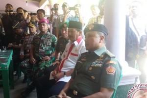 Aster TNI: TMMD Bangkitkan Budaya Gotong Royong