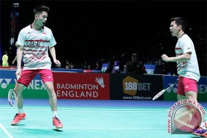 Dua Ganda Putra Pastikan Semifinal Singapura Terbuka