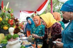Pemprov Lampung Gelar Lomba Masak Ikan