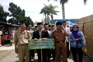 Wapres BEM UIN Lampung Terbaik III MTQ Pringsewu