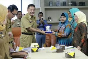DPRD NTB Kunjungan ke Lampung