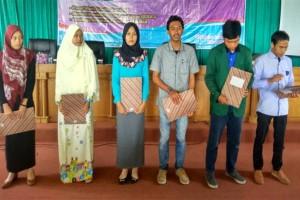 Febrika Haslinika Juara Sayembara Menulis Hari Kartini