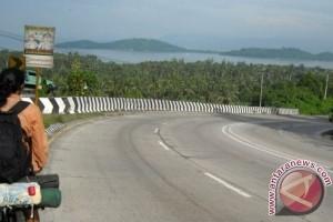 Jalur Mudik di Lampung Diperbaiki
