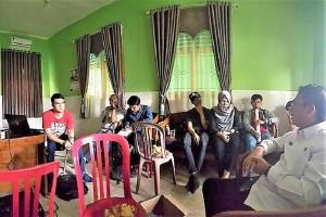Disporapar Metro Ajak UBL Kembangkan Wisata Keluarga
