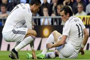 Ronaldo dimainkan,  Real Madrid  kalah