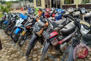 Polres Mesuji Tangkap Komplotan Pencuri Sepeda Motor