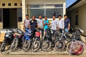 Polisi Mesuji Tangkap Pencuri Sepeda Motor Antarprovinsi