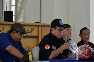 Nasdem Deklarasikan Dukungan Mustafa Gubernur Lampung