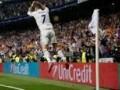 Crisiano Ronaldo mengantarkan klubnya memenangi laga leg pertama semifinal liga champions kontra Atletico Madrid dengan mencetak tiga gol, (3-0). ((the telegraph)