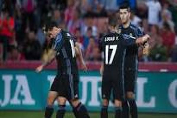 Madrid dan Barca menang besar